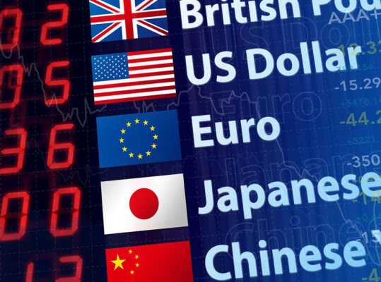 The 5 Most Traded Currency Pairs in 2021
