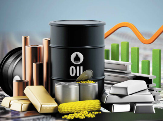 Commodities Trading Guide
